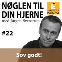 S2E9 - Sov godt! - Jørgen Svenstrup