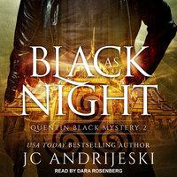 Black As Night - JC Andrijeski