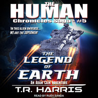The Legend of Earth - T.R. Harris