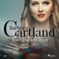 Kærligheden sejrer - Barbara Cartland