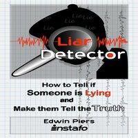 Liar Detector - Instafo, Edwin Piers