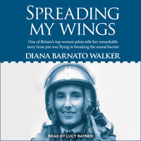 Spreading My Wings - Diana Barnato Walker