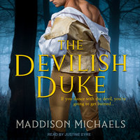 The Devilish Duke - Maddison Michaels