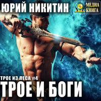 Трое и боги - Юрий Никитин