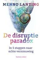 De disruptieparadox - Menno Lanting