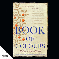 Book of Colours - Robyn Cadwallader