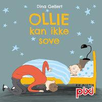 Ollie kan ikke sove - Dina Gellert