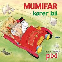 Mumifar kører bil - Tove Jansson