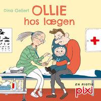 Ollie hos lægen - Dina Gellert