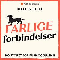 Mandix - Farlige forbindelser - Sæson 2 - Steen Bille,Lisbeth Bille