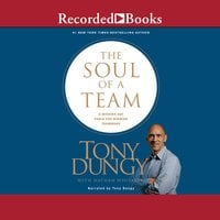 The Soul of a Team - Tony Dungy, Nathan Whitaker