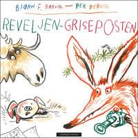 Reveljen-Griseposten - Bjørn F. Rørvik