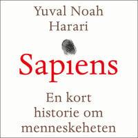 Sapiens - en kort historie om menneskeheten - Yuval Noah Harari