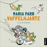 Vaffelhjarte - Maria Parr
