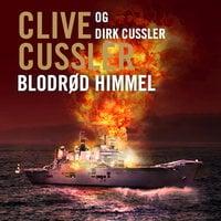 Blodrød himmel - Clive Cussler