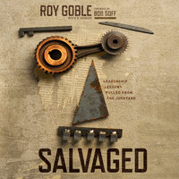 Salvaged - D. R. Jacobsen, Roy Goble