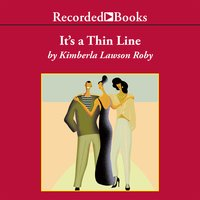It's a Thin Line - Kimberla Lawson Roby