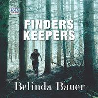 Finders Keepers - Belinda Bauer