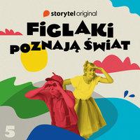 Podcast - #05 Figlaki poznają świat - Ocean - Marta Krajewska,Katarzyna Błędowska