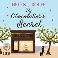 The Chocolatier's Secret - Helen J. Rolfe