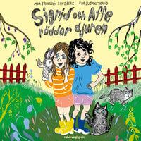 Sigrid och Affe räddar djuren - Moa Eriksson Sandberg