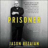 Prisoner - Jason Rezaian
