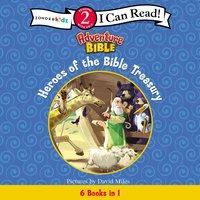 Heroes of the Bible Treasury - Zondervan