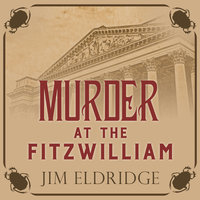 Murder at the Fitzwilliam - Jim Eldridge