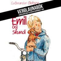 Emil og Skundi - Guðmundur Ólafsson