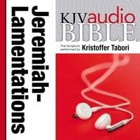 Pure Voice Audio Bible - King James Version, KJV: (20) Jeremiah and Lamentations - Zondervan