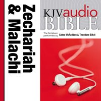 Pure Voice Audio Bible - King James Version, KJV: (26) Zechariah and Malachi