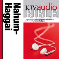 Pure Voice Audio Bible - King James Version, KJV: (25) Nahum, Habakkuk, Zephaniah, and Haggai - Zondervan