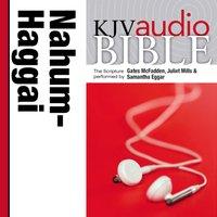 Pure Voice Audio Bible - King James Version, KJV: (25) Nahum, Habakkuk, Zephaniah, and Haggai - Zondervan