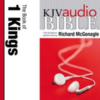 Pure Voice Audio Bible - King James Version, KJV: (10) 1 Kings - Zondervan
