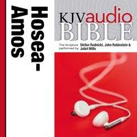 Pure Voice Audio Bible - King James Version, KJV: (23) Hosea, Joel, and Amos - Zondervan