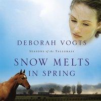 Snow Melts in Spring - Deborah Vogts