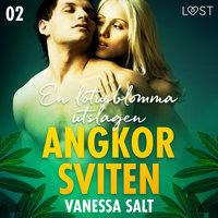 Angkorsviten 2: En lotusblomma utslagen - Vanessa Salt