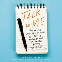 Talk to Me - Dean Nelson