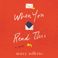 When You Read This - Mary Adkins