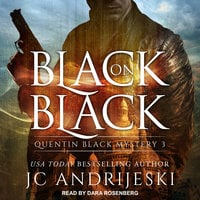 Black On Black - JC Andrijeski