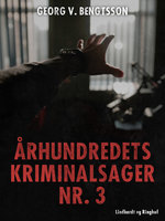 Århundredets kriminalsager nr. 3 - Georg V. Bengtsson