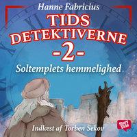 Soltemplets hemmelighed - Hanne Fabricius