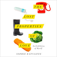 The Lost Properties of Love - Sophie Ratcliffe