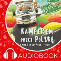 Pamiętniki Fenka. Kamperem przez Polskę. Część 1 - Anna Jurczyńska