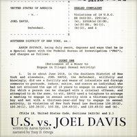 United States Vs. Joel Davis - Aaron Spivack