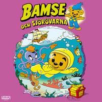 Bamse och Sjörövarna - Rune Andréasson