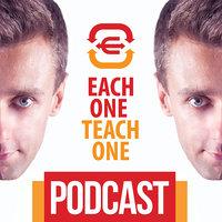 Podcast - #03 Each One Teach One - Jak pozbyłem się 129 kilogramów problemów? - Michał Plewniak