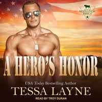 A Hero's Honor - Tessa Layne