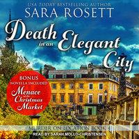 Death in an Elegant City - Sara Rosett