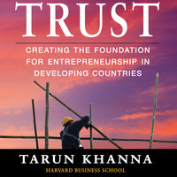 Trust - Tarun Khanna